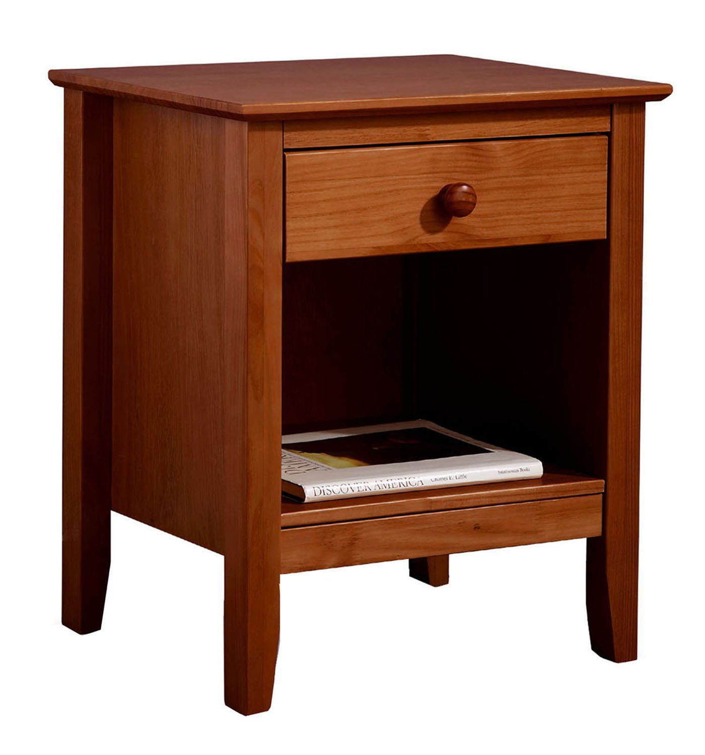 ADEPTUS 77240 Easy Pieces End Table/Nightstand