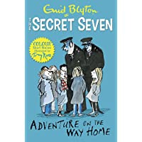 Secret Seven Colour Short Stories: Adventure on the Way Home: Book 1