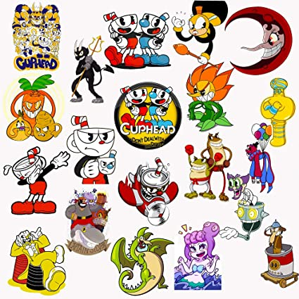 200pc PVC Cartoon Cute Stickers 4 Styles for DIY Luggage Car Skateboards Bedroom