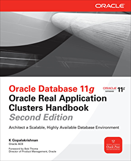 Amazon oracle data guard 11g handbook oracle press ebook oracle database 11g oracle real application clusters handbook 2nd edition oracle press fandeluxe Choice Image