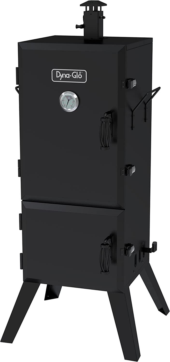 Best Vertical Smoker: Dyna-Glo Vertical Charcoal Smoker