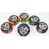 Dramm 10-17000 Colorstorm� Premium Rubber Hose Assorted Colors 6 Piece Display