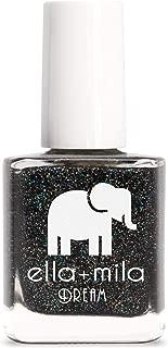 product image for ella+mila Nail Polish, Dream Collection - Black Magic