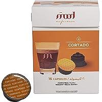 Coffee Capsules Dolce Gusto Cortado Coffee Capsules - 192 g