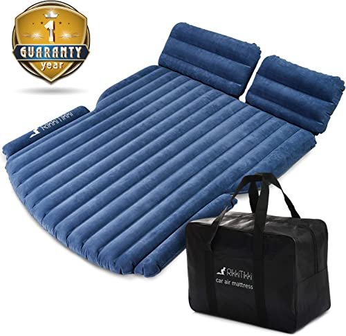 RikkiTikki SUV Air Mattress - Inflatable Car Mattress