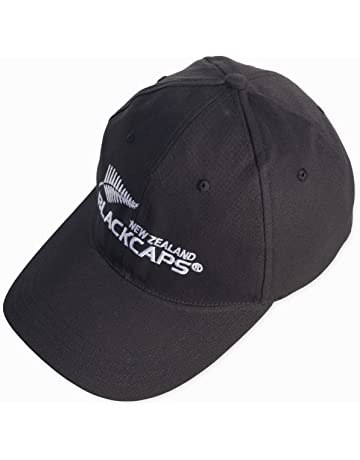 a506c16309a CRICKET CAP BASEBALL STYLE NEW ZEALAND CRICKET LOGO MENS ADJUSTABLE CLOSURE