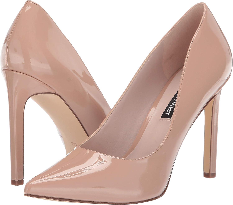 Nine West Tatiana, Zapatos de tacón con Punta Cerrada para Mujer