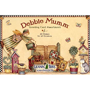 Amazon debbie mumm country greeting card assortment by leanin debbie mumm country greeting card assortment by leanin tree 20 cards with full m4hsunfo