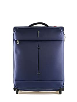 Trolley small 55 cm 2 ruote | Roncato Ironik | 415113-Blu Notte: Amazon.es: Equipaje