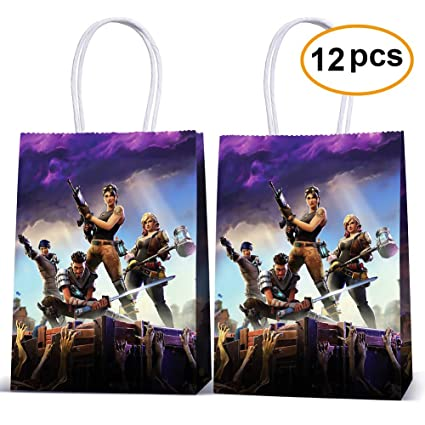 Amazon Gaming Bags Goody Favor Gift For Kids Adults Birthday Party Game Supplies Favors Toys Games