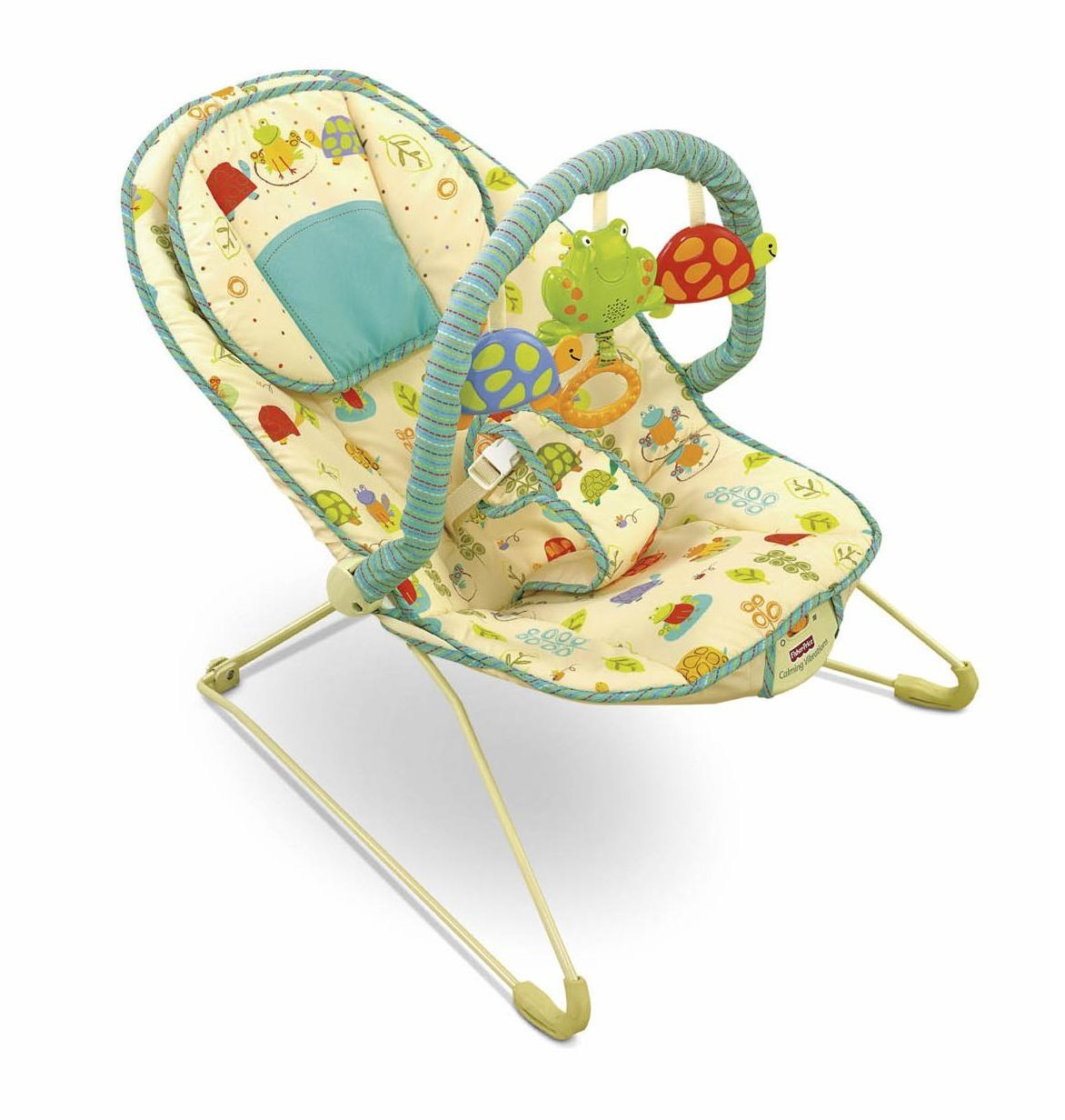 Amazon : Fisherprice Bouncer, Turtle Days (discontinued By  Manufacturer) : Infant Bouncers And Rockers : Baby