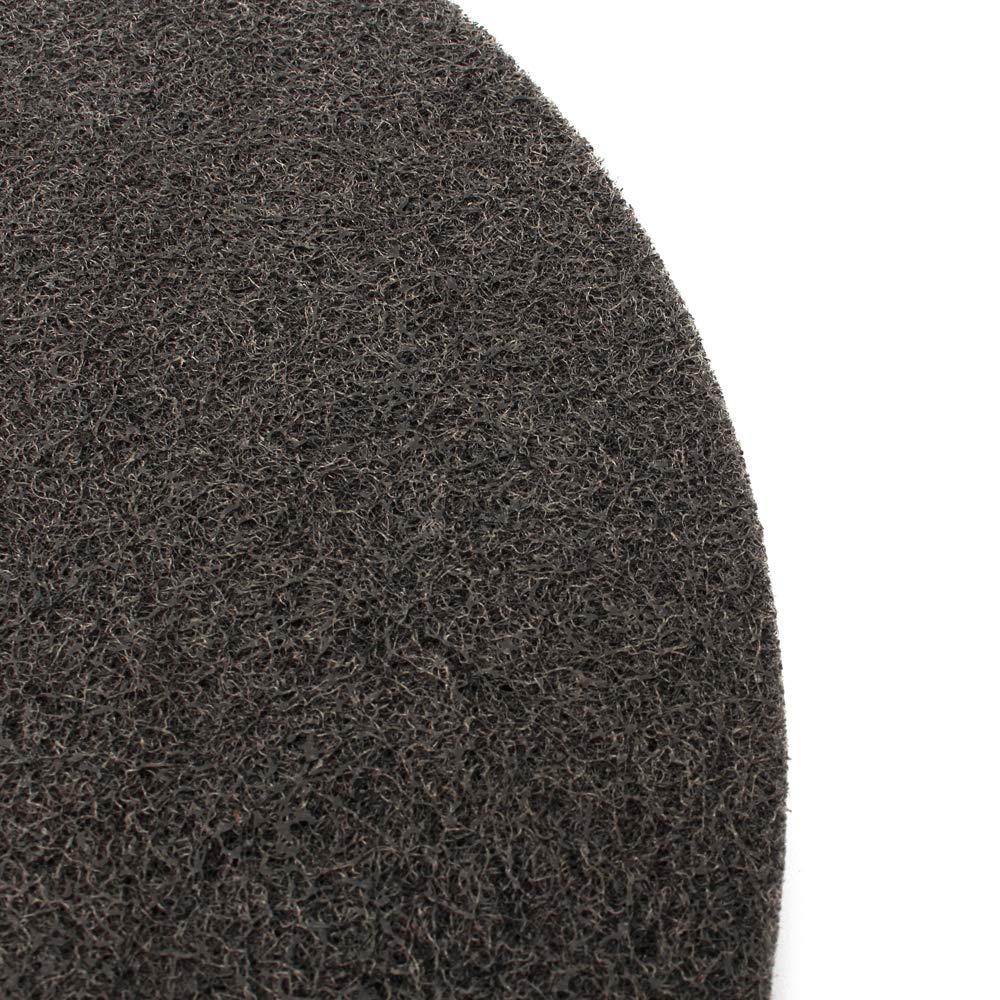 Wood Crafts Marble Ceramics 150x16x25mm, 9P 6inch Nylon Fiber Polishing Buffing Wheel Grinding Discs Metal Abrasive Tools for Polishing of Metals