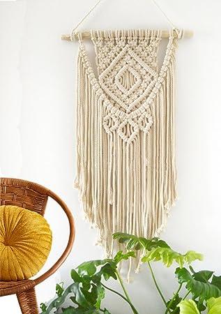 bohemian chic home amazoncom macrame wall hanging tapestry boho chic home