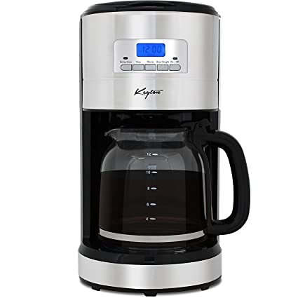 Amazoncom Automatic Drip Coffee Maker With Adjustable Brewing