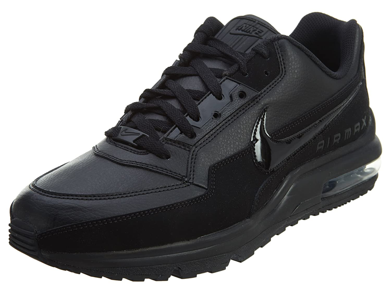 Nike Hommes Air Max LTD 3 Chaussures de course Noir/Noir Vente à bas prix 78D049