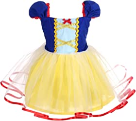 a089c0d5cbf Dressy Daisy Princess Snow White Dress Cinderella Dress Rapunzel Dress  Mermaid Dress Costumes for Baby Toddler
