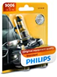 Philips 9006B1  9006 Standard Halogen Replacement Headlight Bulb, Pack of 1
