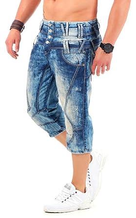 Cipo   Baxx Herren Shorts Bermuda Freizeit Shorts aus 100% Baumwolle ... 77006e2bf2