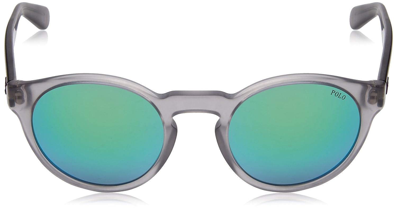 Ralph Lauren Polo 0PH4101, Gafas de Sol para Mujer, Vintage Crystal Grey, 52: Amazon.es: Ropa y accesorios