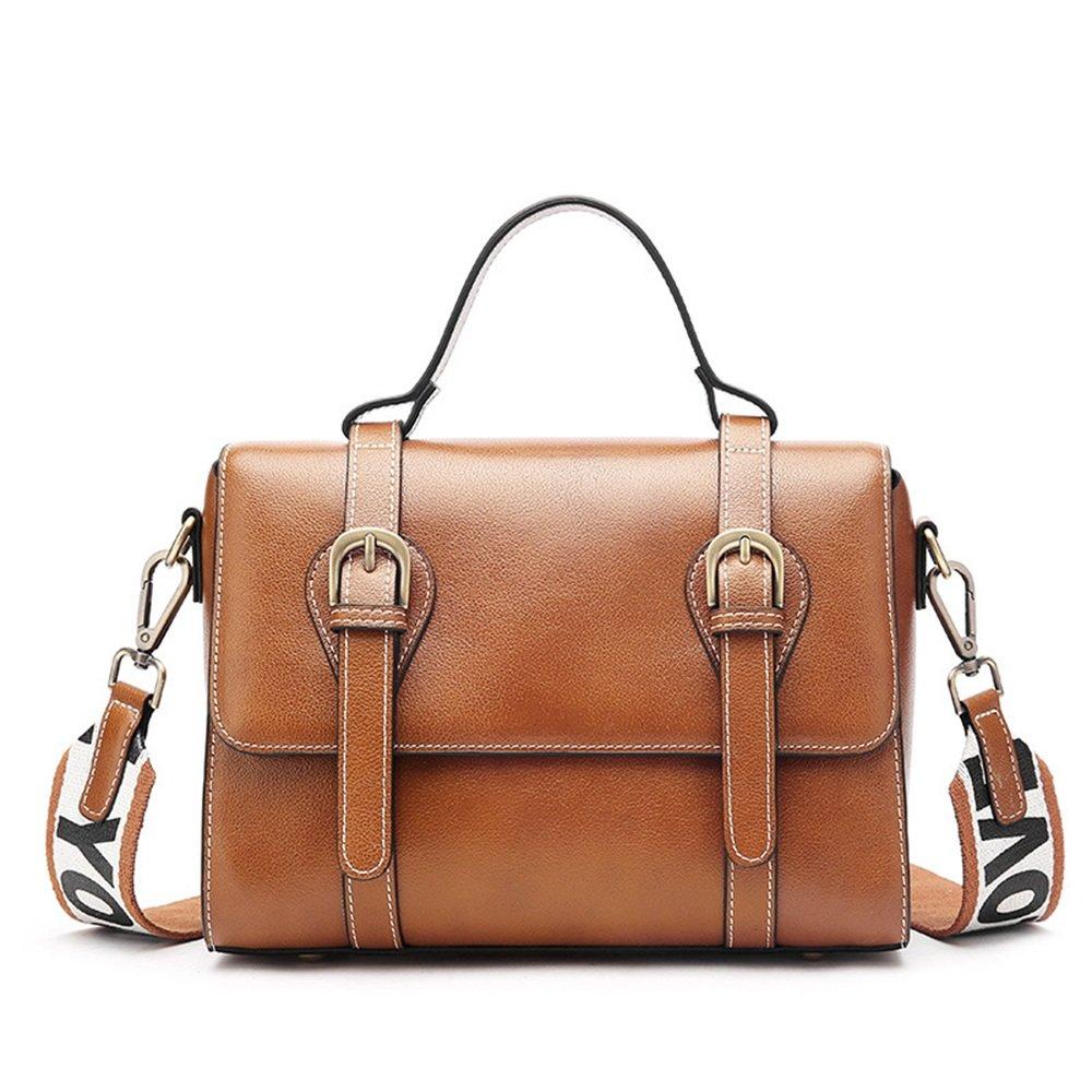 Field Khaki//Tobacco DRI DUCK 1036 Casual Luggage Canvas Satchel Messenger Bag 16L