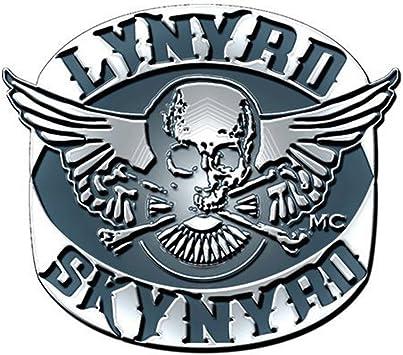 Lynyrd Skynyrd - Pin para Bicicleta, diseño de Logotipo: Amazon.es ...
