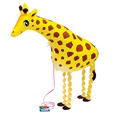 My Own Pet Balloons Giraffe Jungle Animal: Toys & Games