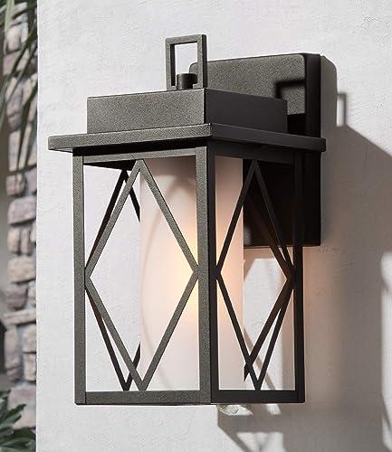 LALUZ Porch Light Outdoor Wall Lantern