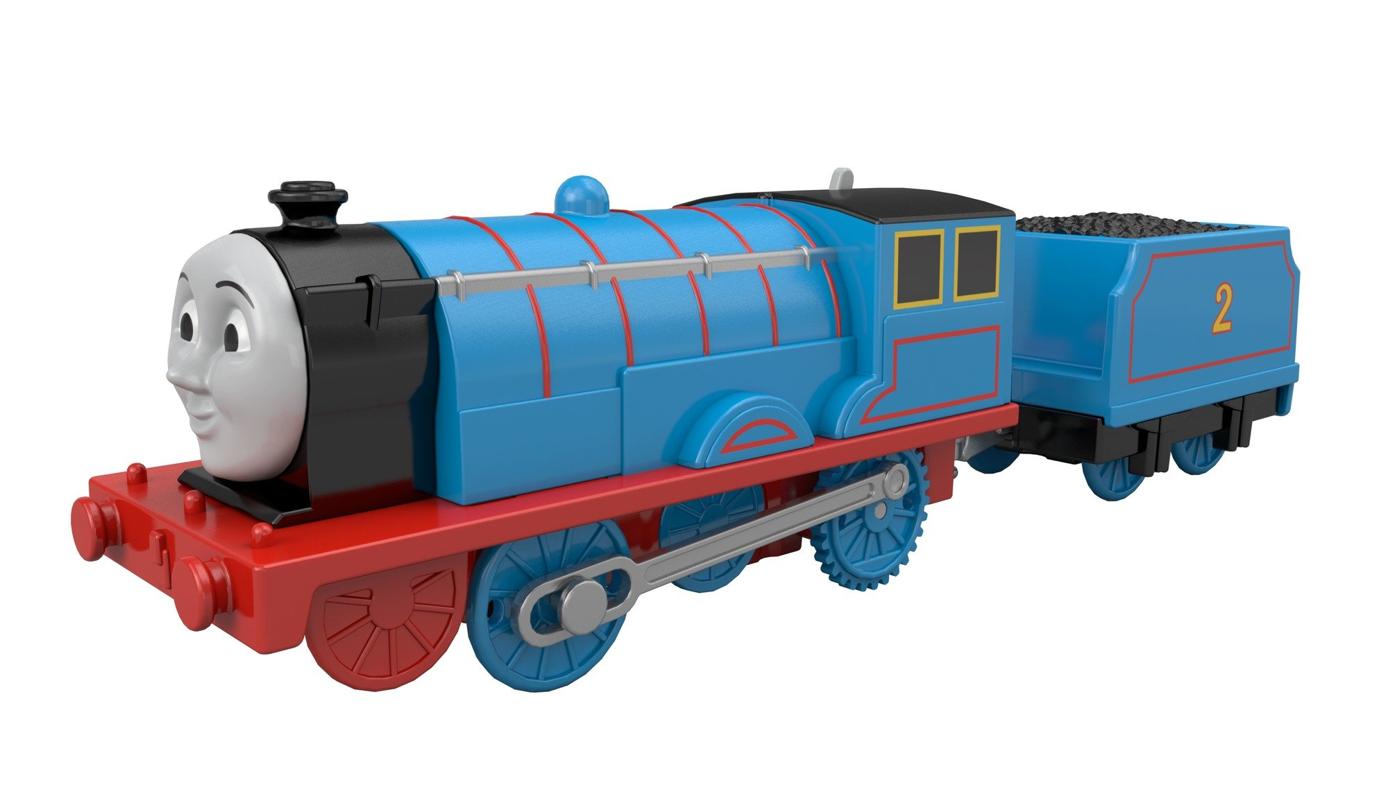 Fisher-Price Thomas & Friends TrackMaster, Motorized Edward Engine by Thomas & Friends
