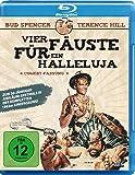 Vier Fäuste für ein Halleluja (1982er Kino-Comedy-Fassung) [Blu-ray]