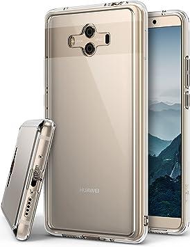 Ringke Funda Huawei Mate 10, [Fusion] PC Transparente Crystal ...