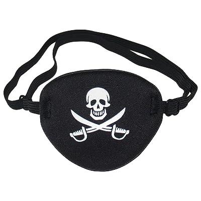 COSAVOROCK Parche de Ojo Pirata: Juguetes y juegos