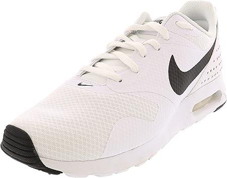 NIKE Women's Air Max Tavas WhiteBlack Ankle High Running