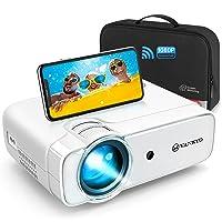 Deals on Vankyo Mini WiFi Projector with Bag, 236-inch Display