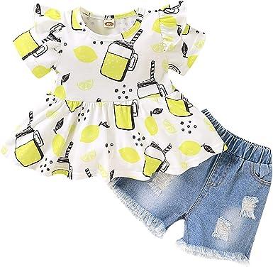 Haokaini Conjunto de Pantalones Cortos de Camisa de Flores de ...