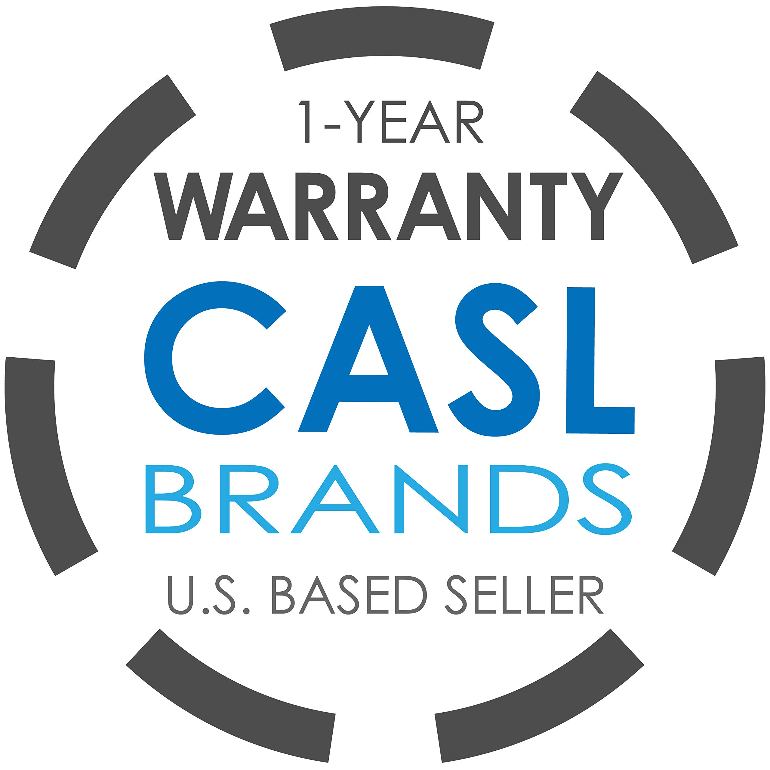 CASL Brands File Cabinet Cushion Seat Top for Mobile Pedestals, Magnetic Back, Blue by CASL Brands (Image #7)