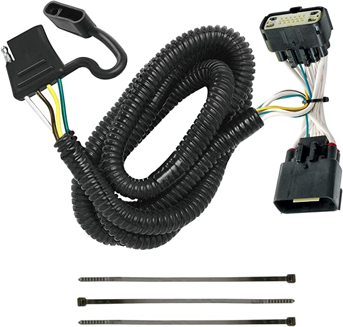 Amazon.com: Tow Ready 118540 T-One Connector Assembly for ford Explorer:  Automotive | Ford Interceptor Utility Wiring Harness Kits |  | Amazon.com