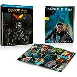 Pacific Rim: Insurrección (BD 3D + BD) - Edición Especial Limitada Metal y Comic [Blu-ray]
