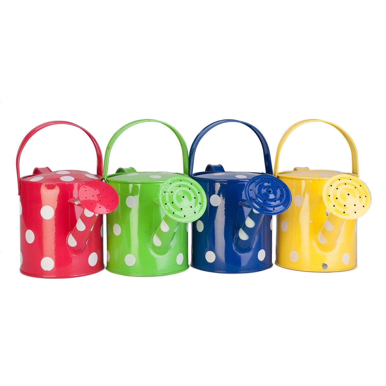 PANACEA PRODUCTS CORP 1/2 gallon, Polka Dot Watering Can, Color may vary