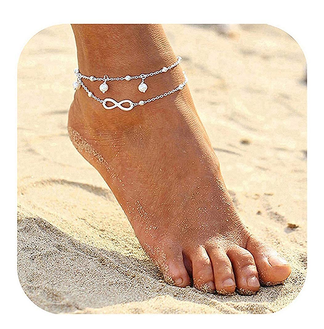 Mocya Infinity Anklet Foot...