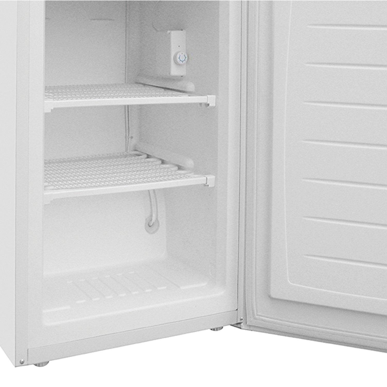 3.0 cu ft White Magic Chef MCPMCUF3W2 MCUF3W2 Freezer