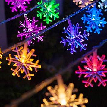5M LED Star Light bee Globe Fairy String Xmas Tree Christmas Wedding Party Decor