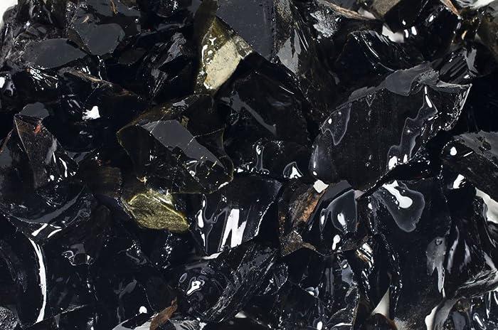 The Best Lionel Richie Home Black Onyx Rocks Glass
