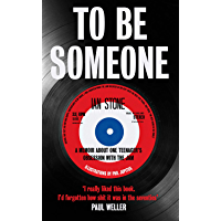 To Be Someone book cover