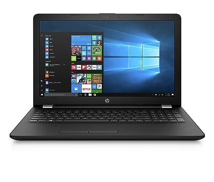 HP 15q-Bu014TU 15.6-inch HD Laptop (7th Gen Core i5-7200U/4GB/1TB/Windows 10/Intel HD 620 Graphics), Sparkling Black Laptops at amazon