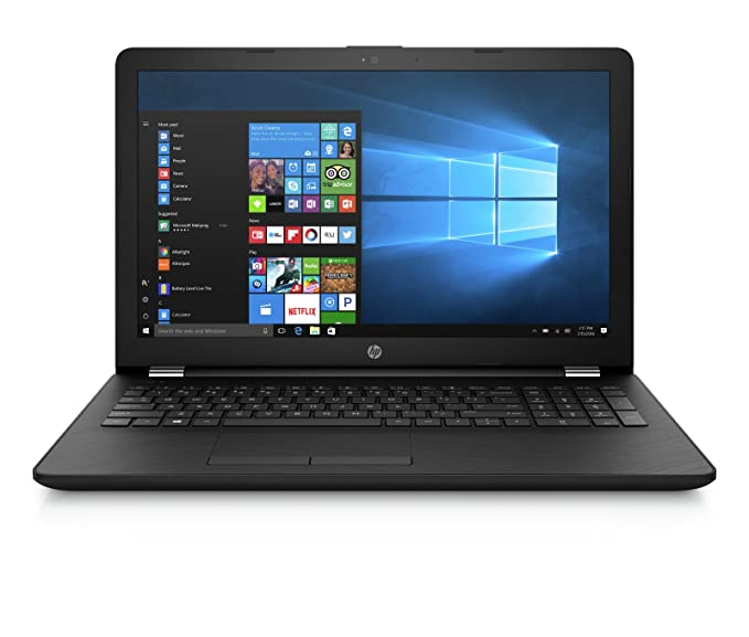 HP 15q by002AX 2017 15.6 inch Laptop  Dual Core A9 9420/4 GB/1TB/Windows 10/2 GB Graphics , Sparkling Black Laptops