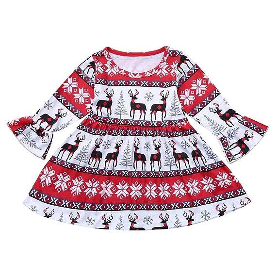 DAYLIN Vestidos para Bebés Niña 17b091e053ed