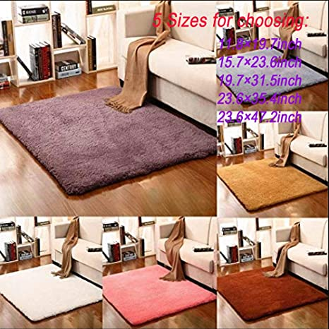 Brilliant Gugio Rug Super Soft Thickness Fluffy Shaggy Rugs Small Home Interior And Landscaping Ologienasavecom