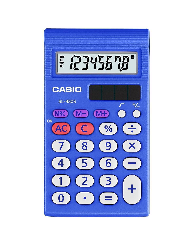 Casio SL-450S Casio SL-450S calcolatrice