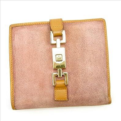 cc39c0d6e6e3 Amazon | グッチ GUCCI Wホック財布 二つ折り財布 レディース ジャッキー ...