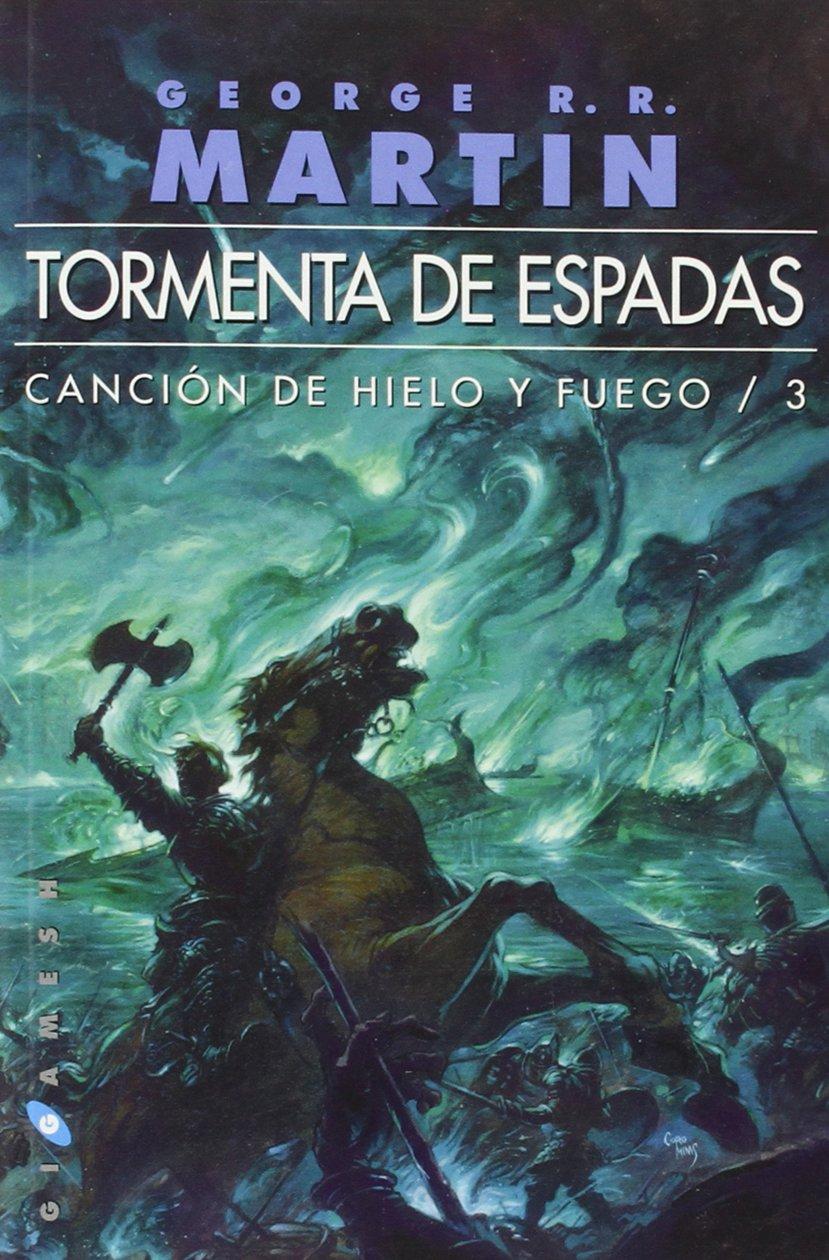 Canción de hielo y fuego Omnium : 7 Gigamesh Omnium: Amazon.es: Martin, George R.R.: Libros